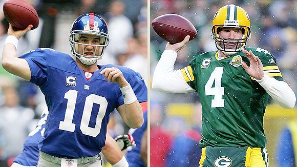 E. Manning Versus Favre