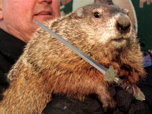 Punxsutawney Phil, The Highlander