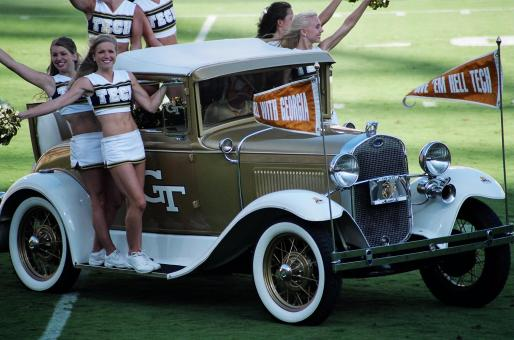 Ramblin' Wreck of Georgia Tech