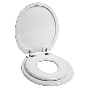 A Toilet Seat
