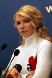 Yulia Tymoshenko - Ukraine's Prime Minister