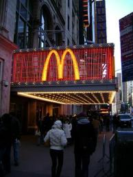 <em>This is the kind of McDonald's that requires a reservation and a suit & tie to get in.</em>