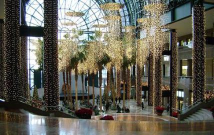 <em>The Winter Garden at Two World Financial Center</em>